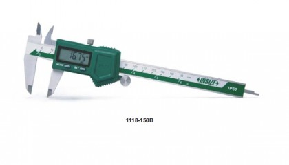 COOLANT PROOF DIGITAL CALIPER