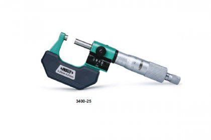 OUTSIDE MICROMETER WITH COUNTER